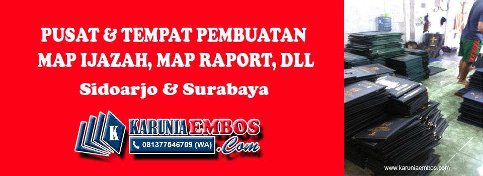 map raport